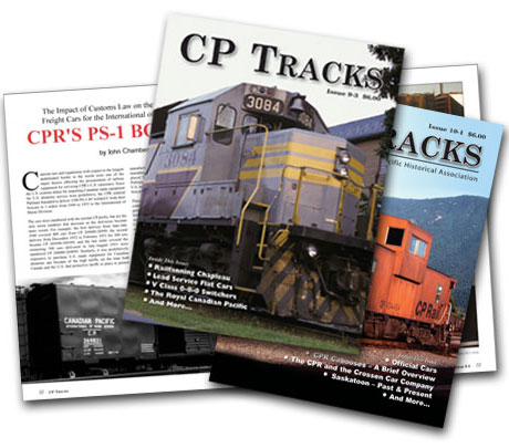 Picture of CP TRACKS Magazine